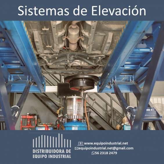 Sistemas de elevación en metepec