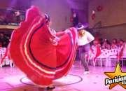 Danza folclórica / fiestas 15 de septiembre