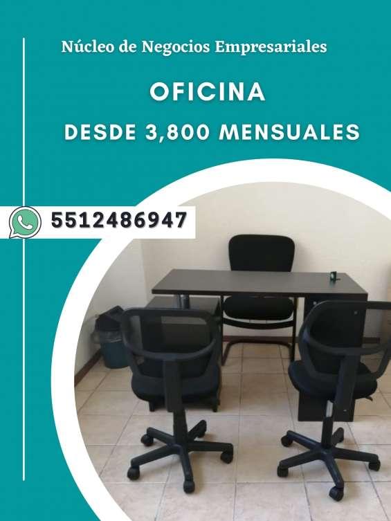 Oficinas privadas y virtuales