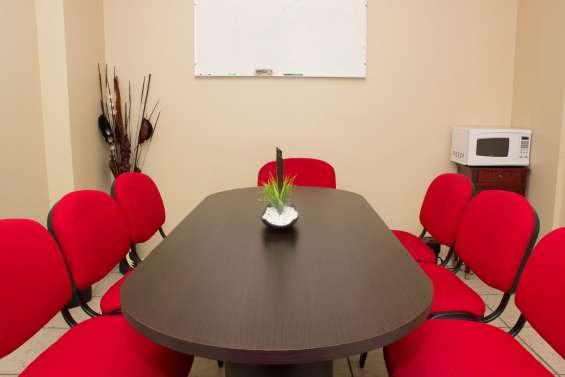 Oficinas en renta amuebladas a un excelente costo